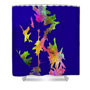 Blowin In The Wind 8 Shower Curtain