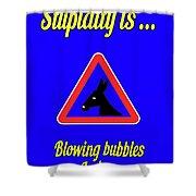 Blowing Bigstock Donkey 171252860 Shower Curtain