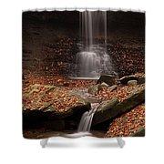 Blue Hen Falls And Cascade Shower Curtain