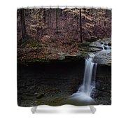 Blue Hen Falls Series II Shower Curtain