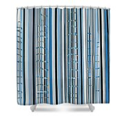 Blue Jay's Song Shower Curtain