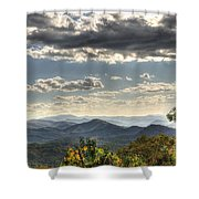 Blue Ridge Parkway, Buena Vista Virginia 1 Shower Curtain