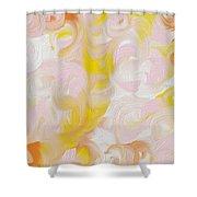 Blushy Shower Curtain