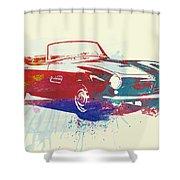 Bmw 507 Shower Curtain
