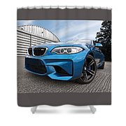 Bmw M2 Coupe Shower Curtain