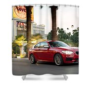 Bmw M235i Coupe Shower Curtain