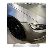 Bmw M3 Shower Curtain by Aaron Berg