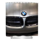 Bmw M3 Hood Shower Curtain by Aaron Berg