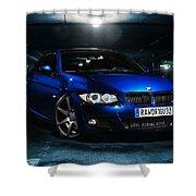 Bmw Series 3 Shower Curtain