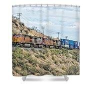 Bnsf5256 Shower Curtain