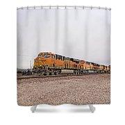 Bnsf8211 Shower Curtain