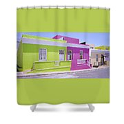 Bo Kaap Shower Curtain