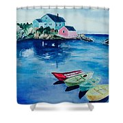 Boaters Paradise Shower Curtain