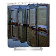 Boathouse 2 Shower Curtain