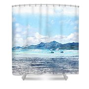Boating Must Be Fun Shower Curtain
