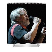 Bob Seger 3689 Shower Curtain
