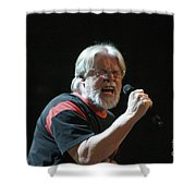 Bob Seger 3727 Shower Curtain