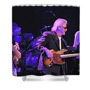 Bob Seger-chris-mark-6105 Shower Curtain