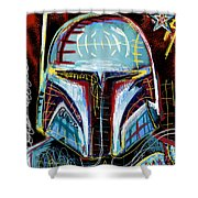 Boba Fett Ll Shower Curtain