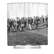 Bobby Jone And Gallery Shower Curtain
