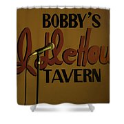 Bobby's Idle Hour Shower Curtain