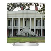 Bocage Plantation Shower Curtain