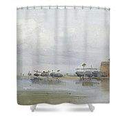 Bocca D'arno Shower Curtain