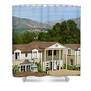 Boddy House Shower Curtain