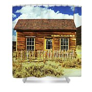 Bodie Cottage Shower Curtain