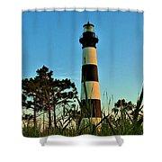 Bodie Island Evening Shower Curtain