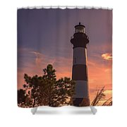 Bodie Island Lighthouse 1 Shower Curtain
