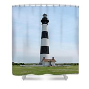 Bodie Lighthouse Nags Head Nc II Shower Curtain