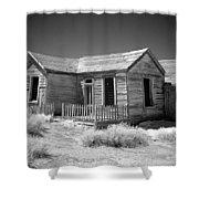 Bodie Starter Home Shower Curtain