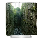 Bodmin Gaol Shower Curtain