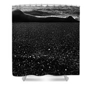 Bodyscape  Shower Curtain