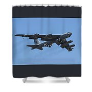 Boeing B-52 Stratofortress Shower Curtain