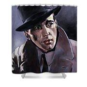 Bogart Shower Curtain