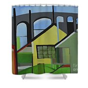 Bogota 80 Shower Curtain