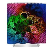 Boil And Bubble Shower Curtain