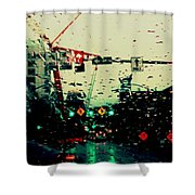 Boise Shower Curtain