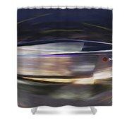 Bok Center Full View Shower Curtain