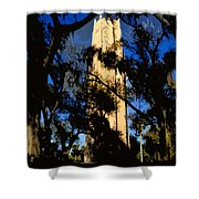 Bok Tower Shower Curtain