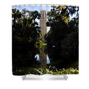 Bok Tower Gardens Shower Curtain