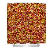 Bold Impressions Shower Curtain