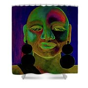 Boldly Me #1 Shower Curtain