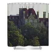 Boldt Castle 22 Shower Curtain