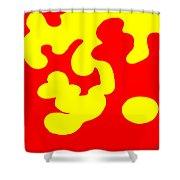 Bolliwoxer Shower Curtain