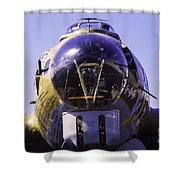 Bombardier's Seat Shower Curtain