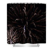 Bombs2 Shower Curtain