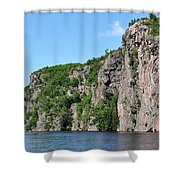 Bon Echo Shower Curtain